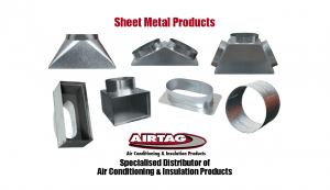 air conditioning sheet metal